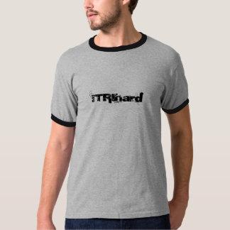 triathlon tri hard shirt