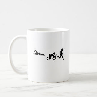 Triathlon, Triathlon Coffee Mug
