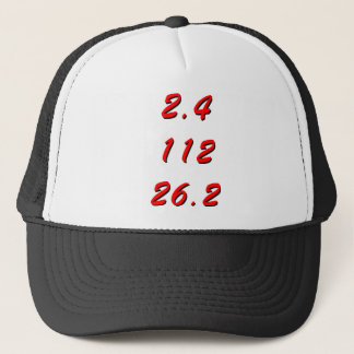 Triathlon Trucker Hat
