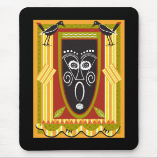 tribal2 mouse pad