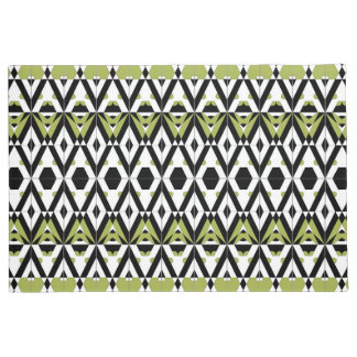 Tribal abstract pattern doormat