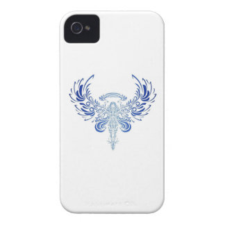 tribal angel iPhone 4 covers