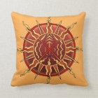 Tribal Art Pillow First Nations Art Pillows