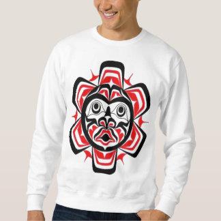 Tribal Art The unCivilized World Sweatshirt