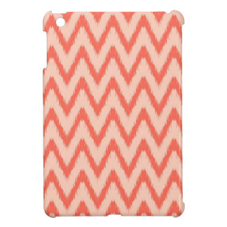 Tribal aztec chevron zig zag stripes ikat pattern cover for the iPad mini