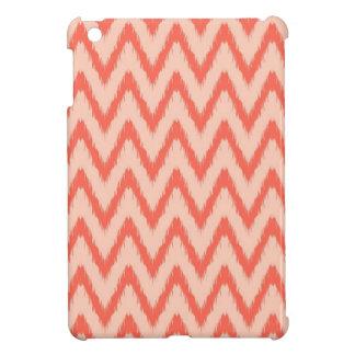 Tribal aztec chevron zig zag stripes ikat pattern iPad mini case
