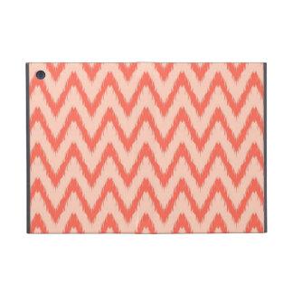 Tribal aztec chevron zig zag stripes ikat pattern iPad mini cover