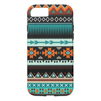 Tribal Aztec Pattern iPhone 7 Case