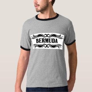 Tribal Bermuda T-Shirt