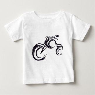 Tribal Bike Baby T-Shirt