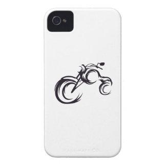 Tribal Bike iPhone 4 Cover
