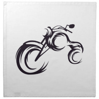 Tribal Bike Napkin