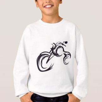 Tribal Bike Sweatshirt