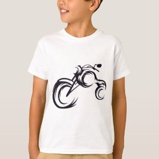 Tribal Bike T-Shirt