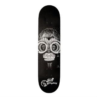 """Tribal board wall art  (1 of 6) - """"Owen"""" Skate Board Deck"""