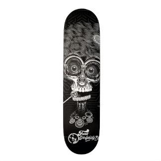 Tribal board wall art  (3 of 6) - grandma Leeza Custom Skateboard