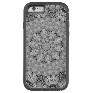 TRIBAL BOHEMIAN KALEIDOSCOPIC GEOMETRIC MANDALA TOUGH XTREME iPhone 6 CASE