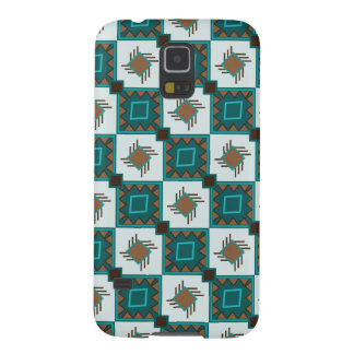 Tribal boho rustic style pattern cases for galaxy s5