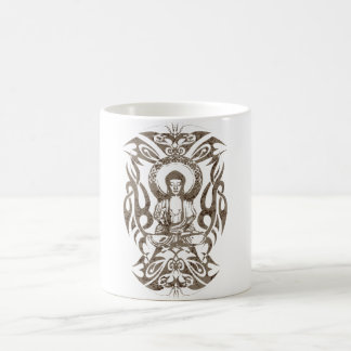 Tribal Buddha Coffee Mug