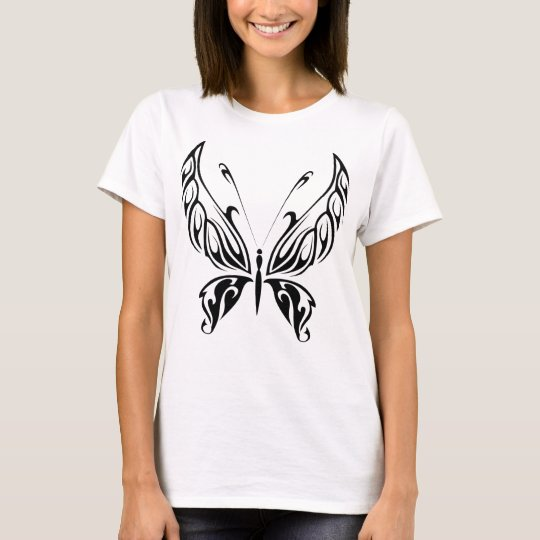 Tribal Butterfly 2 T-Shirt