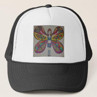 Tribal butterfly Fairy Trucker Hat