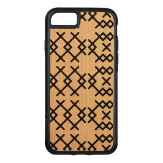 Tribal Carved iPhone 8/7 Case