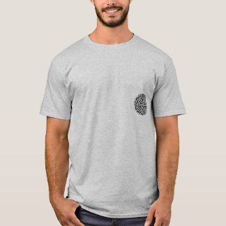Tribal Celtic naked t-shirt