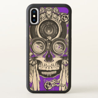 """Tribal Chief"" Wooden iPhone case"