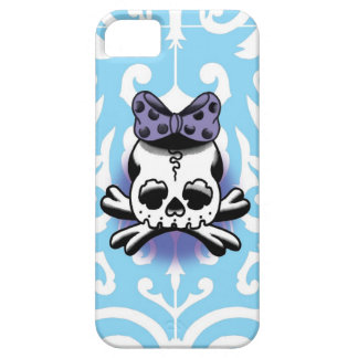 Tribal cover/Baby Blue iPhone 5 Cover