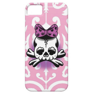 Tribal cover/Rose Pink iPhone 5 Case