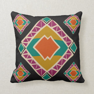 Tribal cushion Black Fund