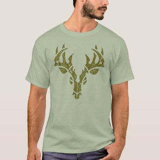 Tribal Deer (camo) T-Shirt