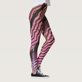 Tribal Divisions Leggings