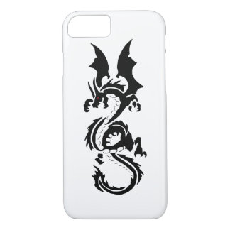 Tribal Dragon iPhone 7 Hard Case