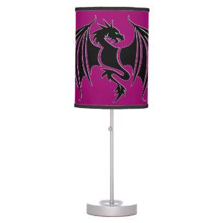 Tribal Dragon Pendant Lamp