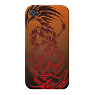 tribal dragon phone case cases for iPhone 4