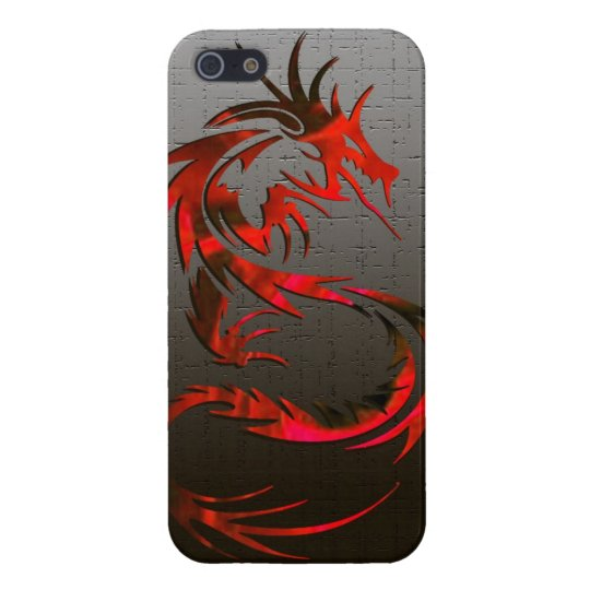 tribal dragon phone case iPhone 5 cover