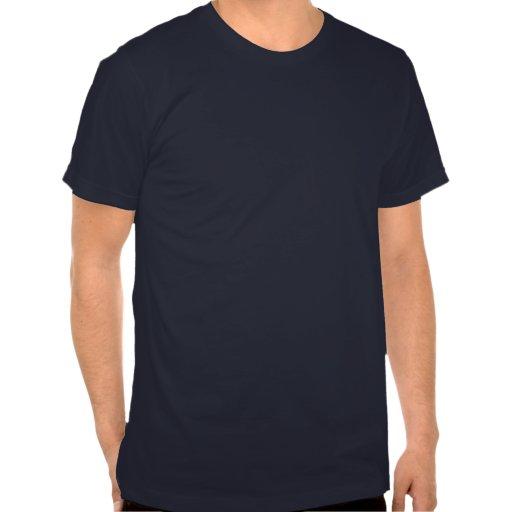 Tribal Dragonfly – golden blue T-shirt