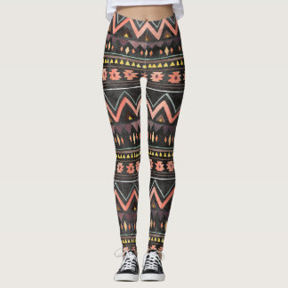 Tribal, Ethnic, Boho, Western, Native leggings
