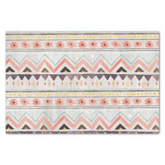 Tribal, Ethnic, Boho, Western, Native tissue paper