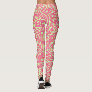 Tribal Fashion Leggings