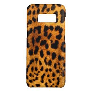 tribal fashionista safari animal leopard print Case-Mate samsung galaxy s8 case