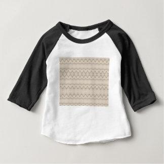 Tribal Feather Zig Zag Pattern Design Baby T-Shirt