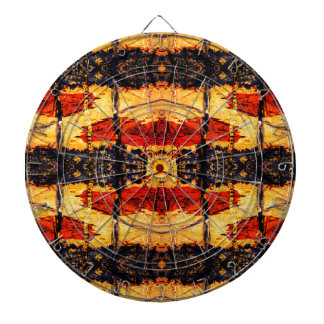 Tribal Fusion Dart Board