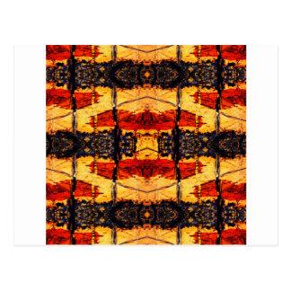 Tribal Fusion Postcard