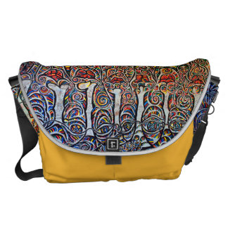 Tribal Grafitti Commuter Bag