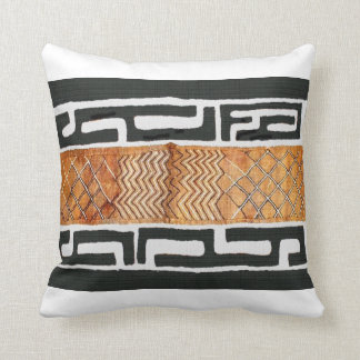 Tribal Graphic Throw Pillow