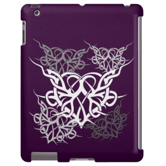 Tribal Heart Graphic iPad Cases
