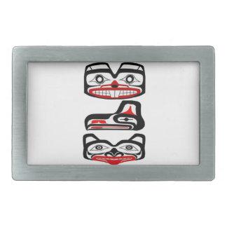 Tribal Identity Belt Buckle