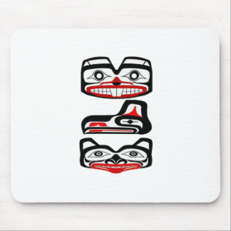 Tribal Identity Mouse Pad